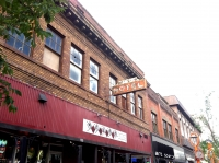 (Lower Main Street Commercial Historic District)
